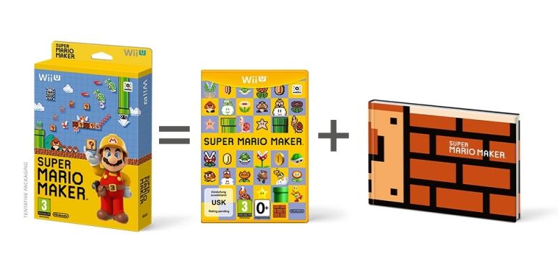Super Mario Maker - Jeu