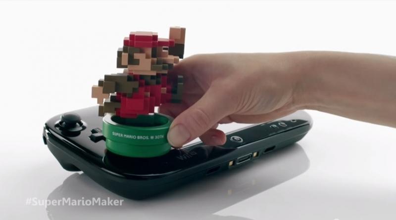 Super Mario Maker - amiibo