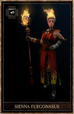 Warhammer: End Times Vermintide Sienna
