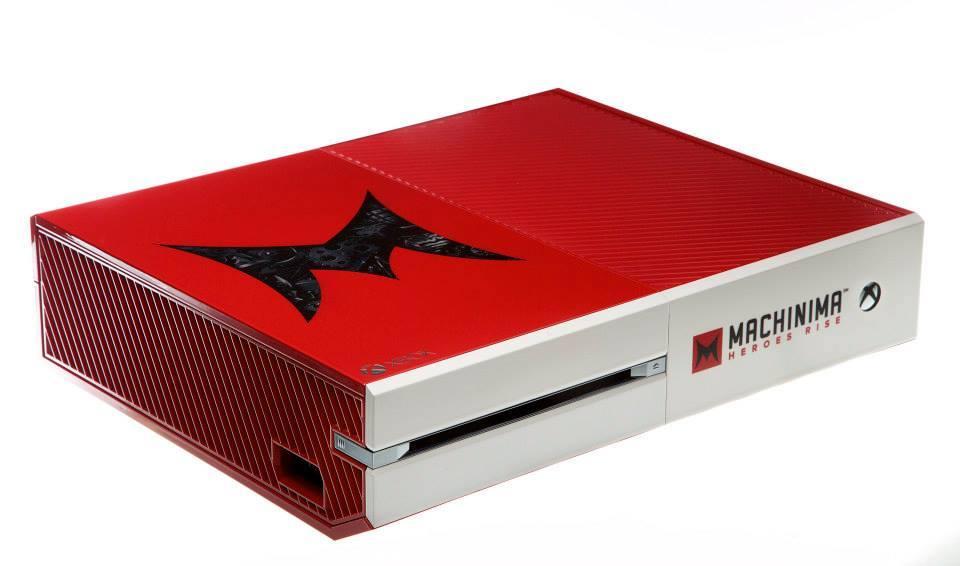 Xbox One Machinima
