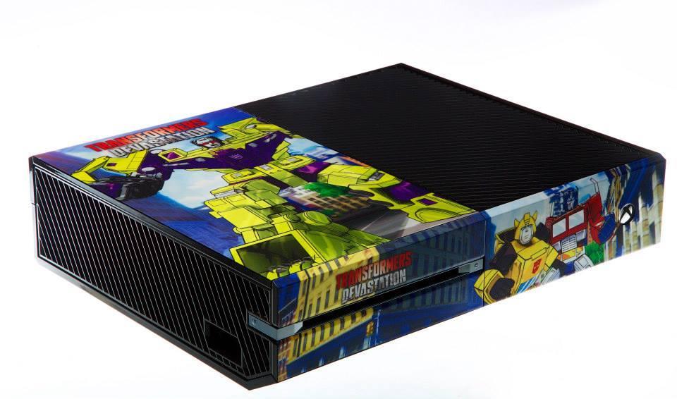 Xbox One Transformers