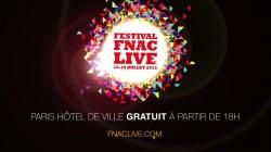 FESTIVAL FNAC LIVE 2015