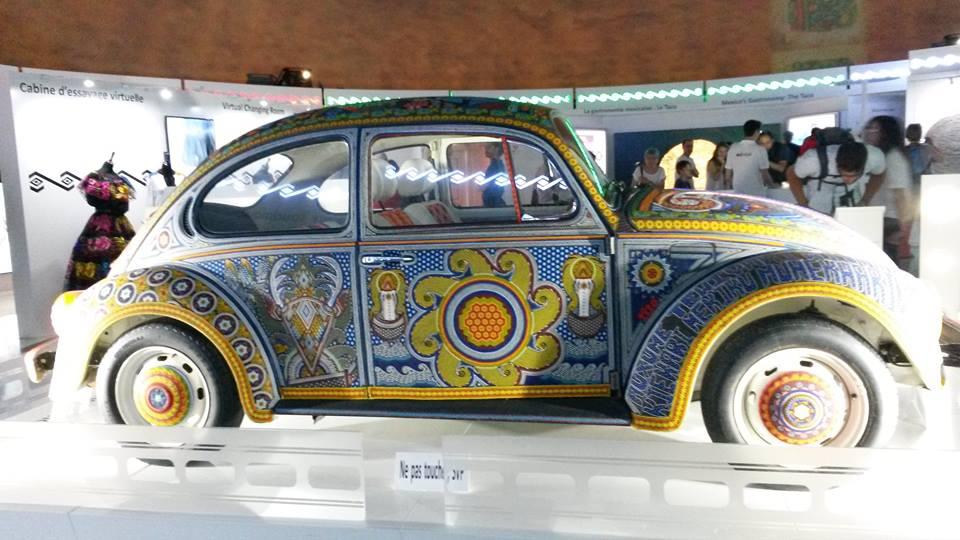 mexico expo paris