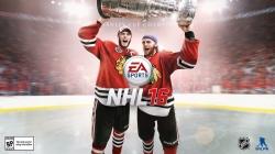 Une bêta pour NHL 16 !