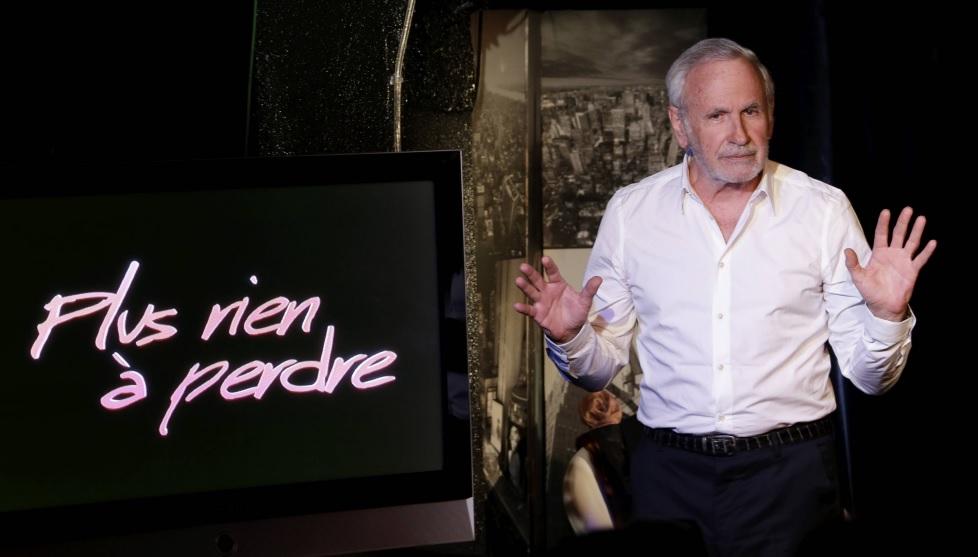 Festival d'Avignon : Patrice Laffont