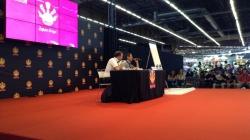 Japan Expo : Conférence Shichiro KOBAYASHI