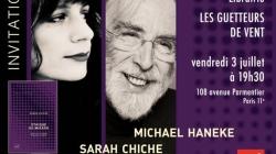 Rencontre avec Sarah Chiche et Michael Haneke