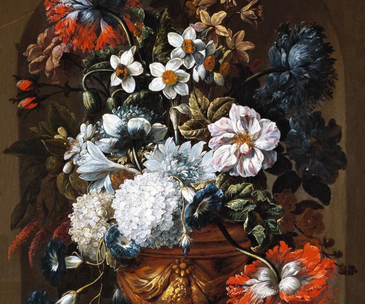 vase de fleurs. VERBGRUGGEN II.