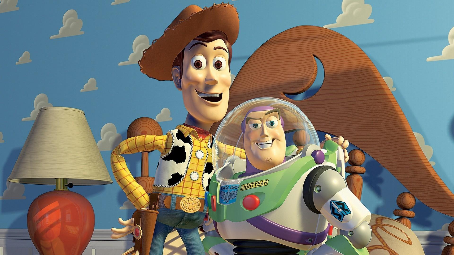 Woody et Buzz