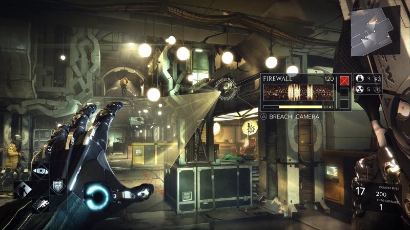 Deus Ex: Mankind Divided 3