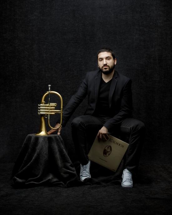 Ibrahim Maalouf, kalthoum