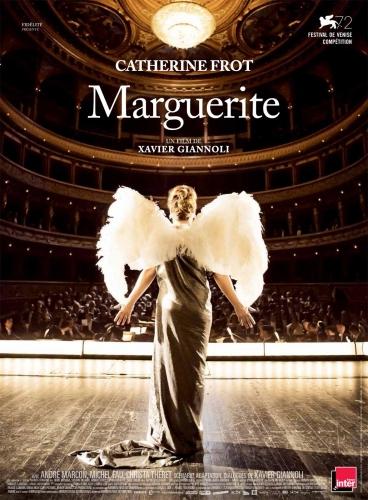 Affiche Film Marguerite