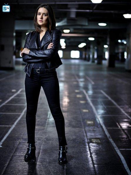 Megan Boone alias Elizabeth Keen