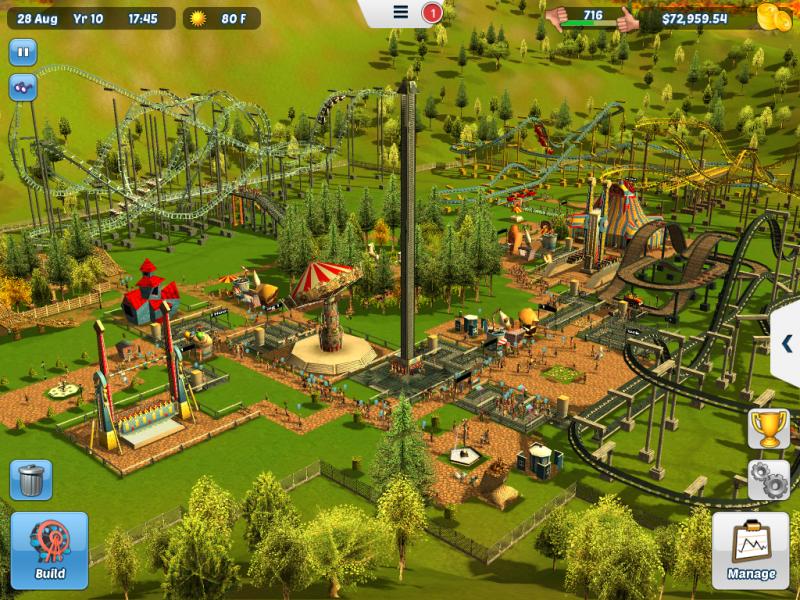 RollerCoaster Tycoon 3 - 01
