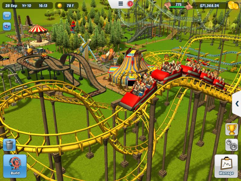 RollerCoaster Tycoon 3 - 03