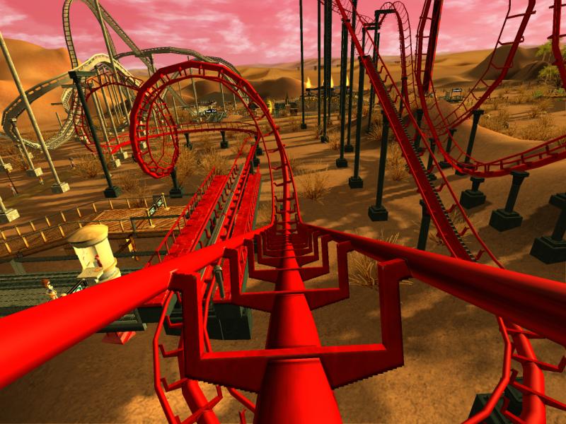 RollerCoaster Tycoon 3 - 05