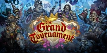 Artwork du titre anglais du grand tournoi