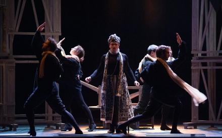 Les Moutons Noirs, du théâtre classique de haut niveau