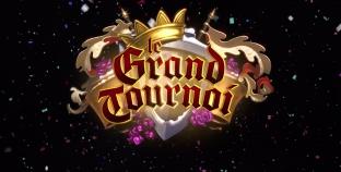 L'extension Grand Tournoi de Hearthstone est sortie !
