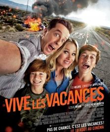 Que vaut la nouvelle comédie Vive les vacances?