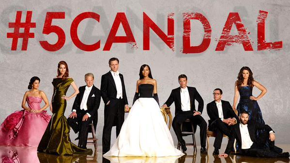 Scandal: un trailer très hot pour la 5e saison!