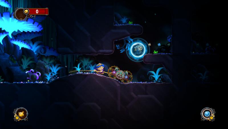 Chariot - DLC Pack de gadget royaux 03