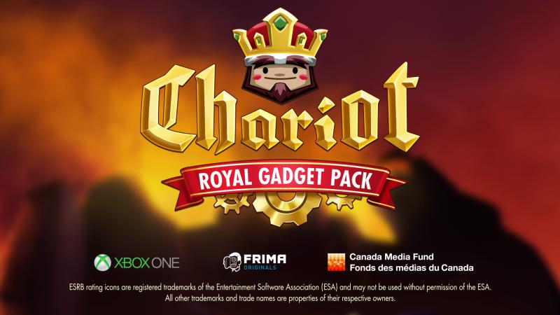 Chariot - DLC Pack de gadget royaux 06