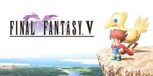 Final Fantasy V débarque sur PC