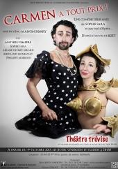Carmen à tout prix, de l'Opéra au Théâtre Trévise