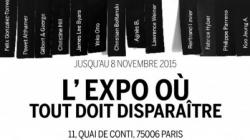 TAKE ME I'M YOURS, Monnaie de Paris, jusqu'au 8 novembre