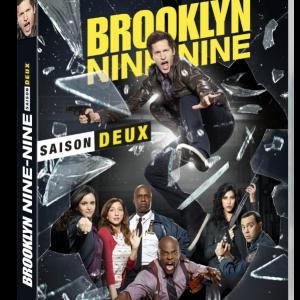 brooklyn 99 coffret dvd