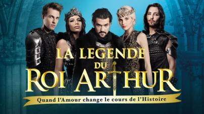 «La Légende du Roi Arthur», le spectacle musical