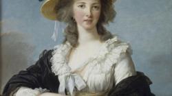 Exposition Vigée Le Brun : du raffinement et de la féminité au Grand Palais