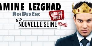 Lamine Lezghad dans «le Roi des Enc»