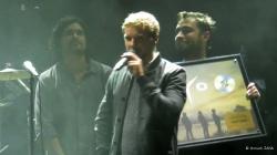 Creative Live Session : Josef Salvat en français et un disque de Platine pour Kyo