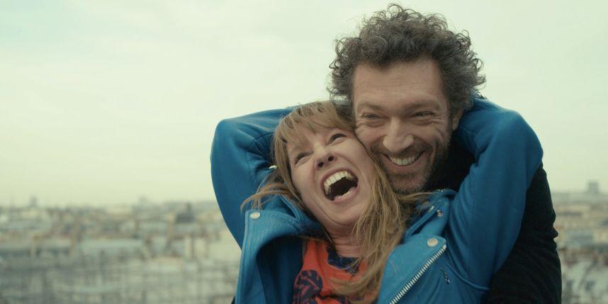 Emmanuelle Bercot et Vincent Cassel