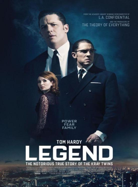 Legend affiche