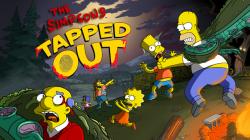 Le Simpson Horror Show présent dans le jeu mobile