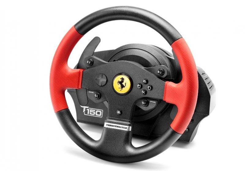 T150 Ferrari Force Feedback