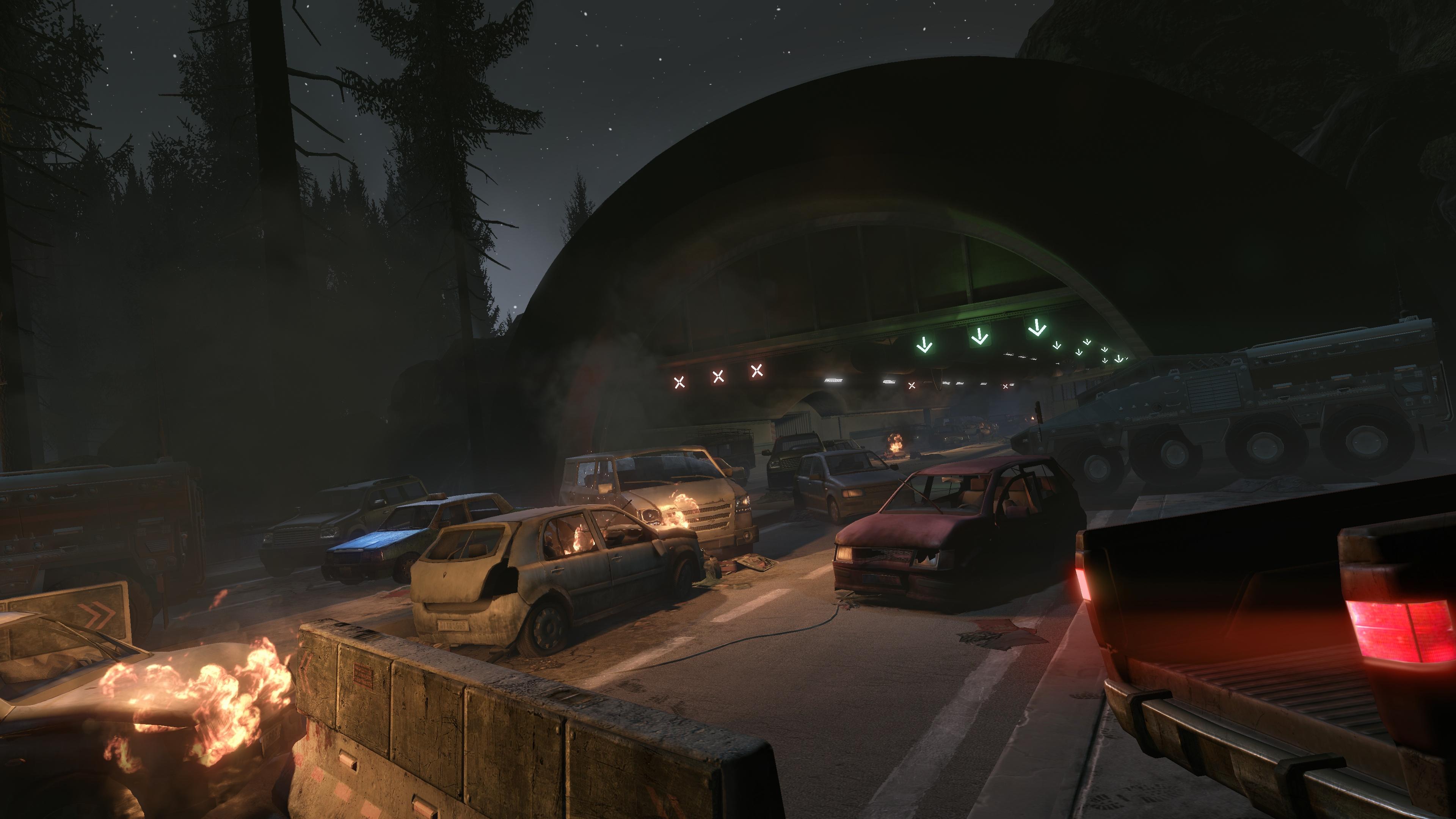 Warface Cyber Horde Environment Screenshot 02
