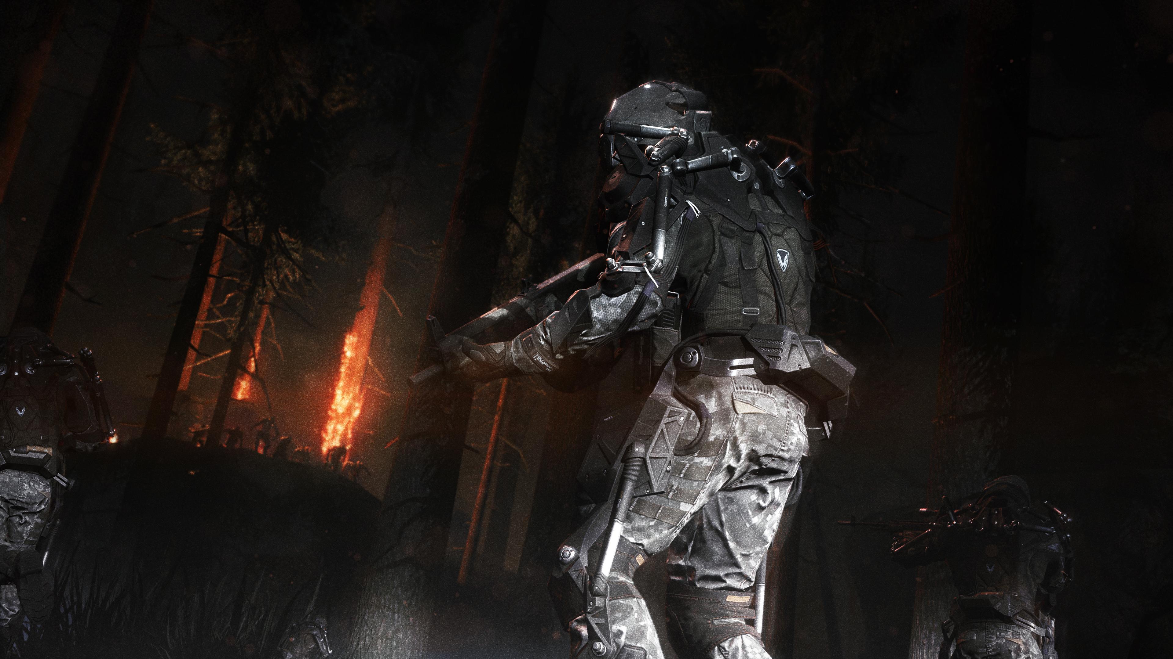 Warface Cyber Horde Screenshot 02