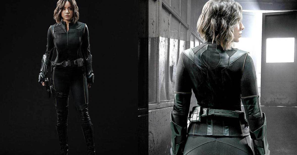 Agents of shield, nouveau style de Daisy