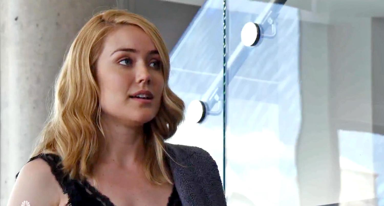 The blacklist: Liz en blonde