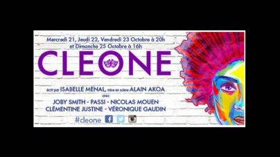 Cléone, une pièce au ryhtme 90's