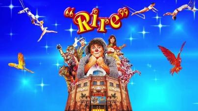 «Rire», le nouveau spectacle du Cirque d'hiver Bouglione
