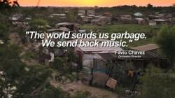 L'Orchestre des instruments recyclés du Cateura fait son show à l'UNESCO !