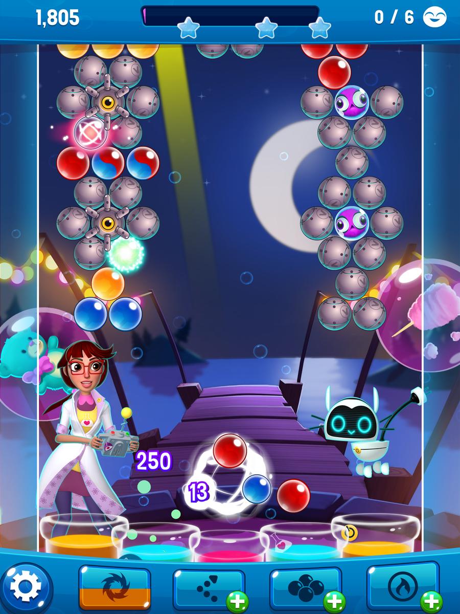 Bubble Genius 01