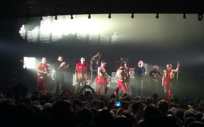 Deluxe fait la fiesta à l'Olympia