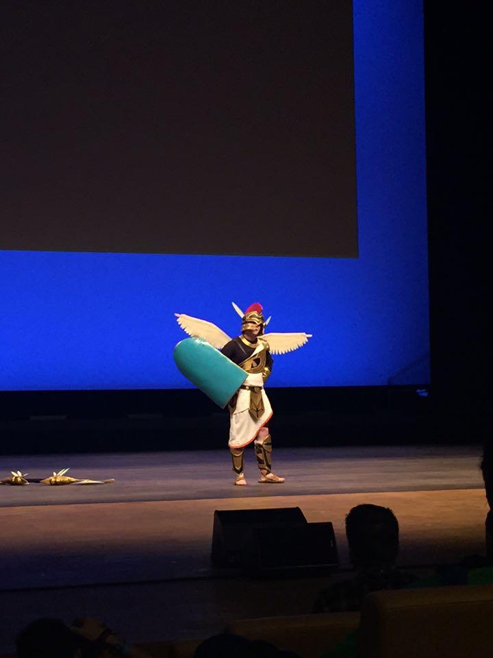 Eurocosplay Kid Icarus