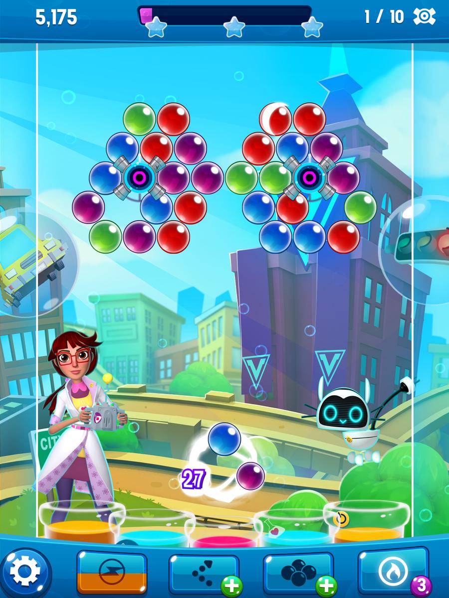 Bubble Genius 05